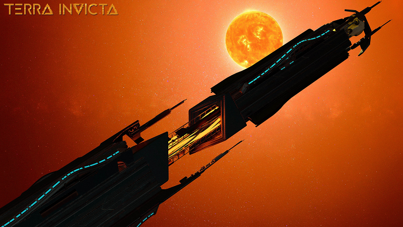Terra Invicta alien ship - Features Link