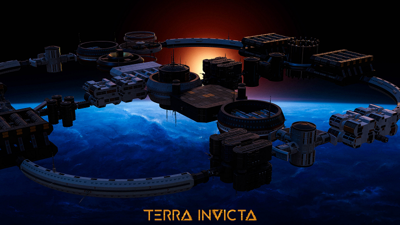 Terra Invicta Station - Trailer Link